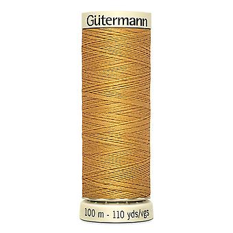 Gutermann Costura-tudo 100% Polyester Thread 100m Código de Cor da Mão e da Máquina - 968