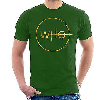 T-shirt Doctor Who Insignia masculina