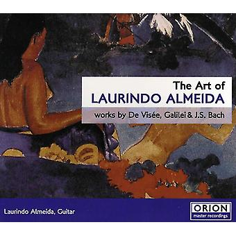 Laurindo Almeida - The Art of Laurindo Almeida [CD] USA import