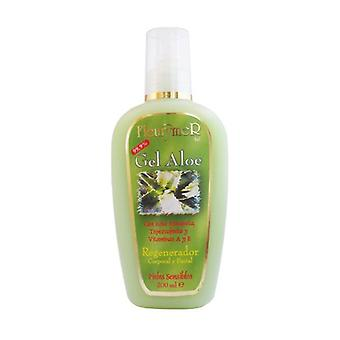 Aloe Gel + Rosa M. + Tepezcohuite 200 ml