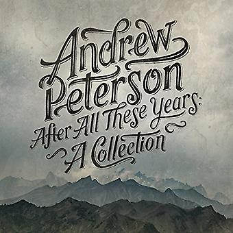 Andrew Peterson - After All These Year [CD] USA import