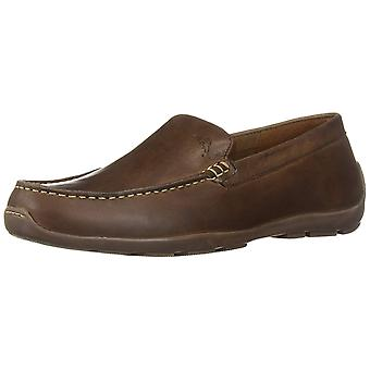 Tommy Bahama Mens Orion Leather Closed Toe Penny Loafer