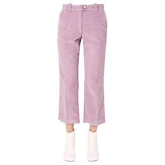 Baum Und Pferdgarten 21304c6057 Women's Purple Cotton Pants