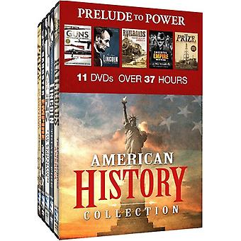 American History Collection: Prelude to Power [DVD] USA import