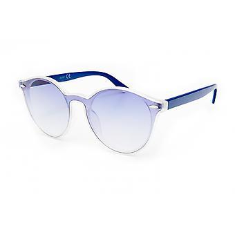 Sonnenbrille Unisex    Wanderer transparent/blau (20-154)