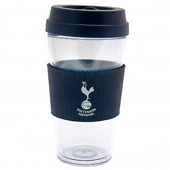 Tottenham Hotspur Clear Grip Travel Mug