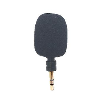 Portable Mini Microphone 3.5mm Aux Mono Stereo Flexural Bendable For Mobile Phone Computer Laptop Pc Recording