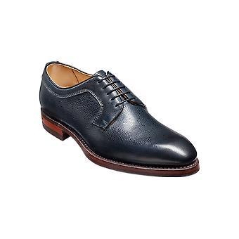 Barker Skye - Marine Getreide | Herren handgemachte Leder Derby | Barker Schuhe