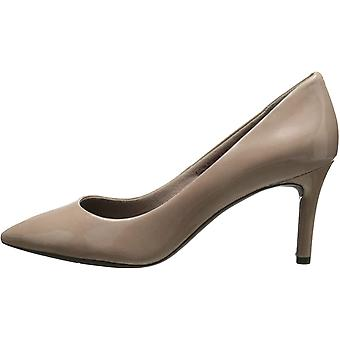 Rockport Womens Total Motion Leather Pointed Toe Classic Pumps