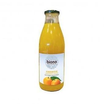 Biona - Organic Orange Juice 1000ml