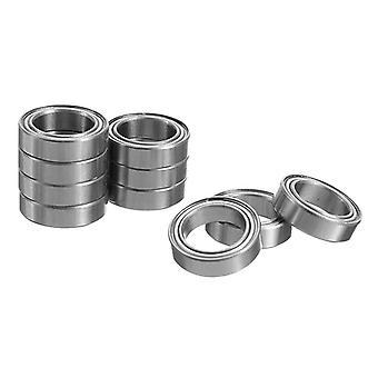 10kpl / erä Steel Metal Shielded Ball Laakeri -ohut seinärulla