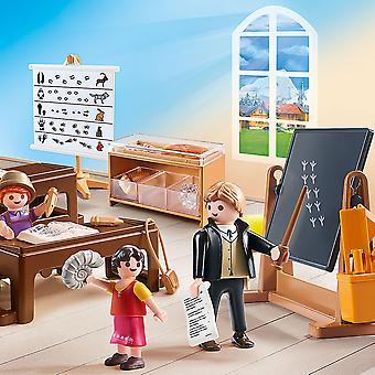 Playmobil - Heidi School Lessons in Dorfli Playset