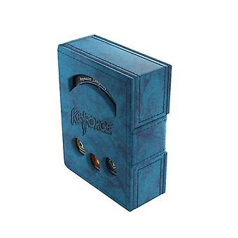 Keyforge Deck Libro Azul