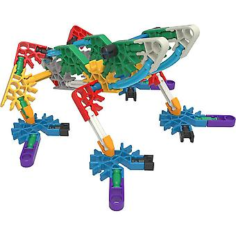 K'Nex 10 Model Building Set 130 pcs Toy Multicolor (Model No. 15216)