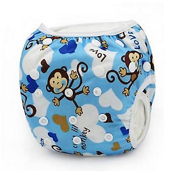 Baby Swim Diaper Wear Leakproof Reusable Adjustable For Infant /