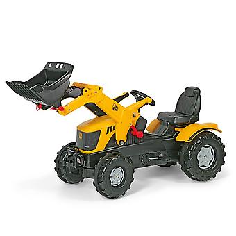 Rolly toys JCB 8250 V-tronic tractor with front loader for 3 - 8 years old -