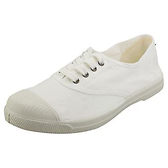 Natural World Old Lavanda Womens Casual Shoes in White