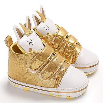 بيبي الربيع أول أحذية السائرون، لطيف لينة سولد الكرتون ماوس حذاء