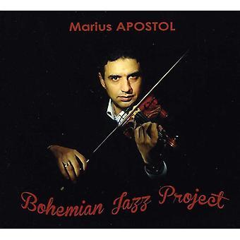 Marius Apostol - Bohemian Jazz Project [CD] Usa tuonti