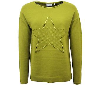 Foil Star Performer Sweater