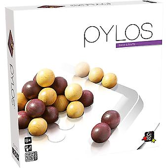 Pylos Strategy Game