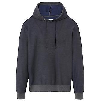 Napapijri Birel Dark Grey Hooded Sweatshirt
