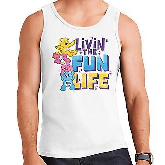 Care Bears Unlock The Magic Livin The Fun Life Men's Vest