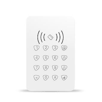 4 V 1 Rfid Touch Klávesnica-Home Arm / Zvonček pre Gsm Wifi, Poplachový systém, Warn