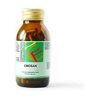 Emosan 100 vegetable capsules of 370mg