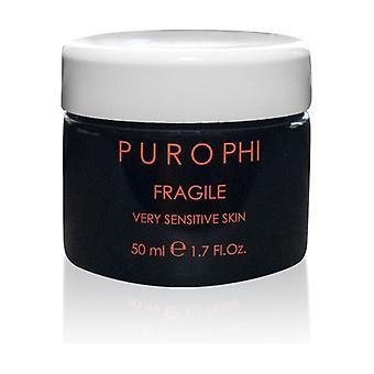Fragile Very Sensitive 50 ml of cream