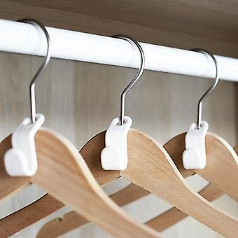 Plastic Magic Extension, Space Saving Coat Hook, Closet Hanger Rack Extensie