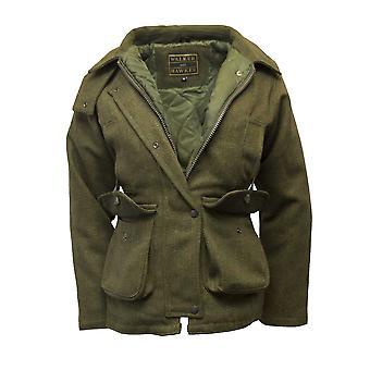 Walker and Hawkes - Ladies Tweed Shooting Country Jacket
