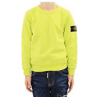Stone Island Sweat-Shirt Yellow MO741661340V0031 Top