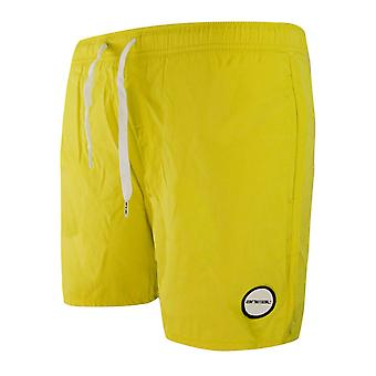 Animal Mens Swimming Shorts Beach Trunks Yellow CL5SG157 K13
