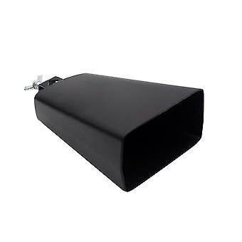 CowBell, 6 Inch Iron Cow-bell Percussion Musical Instruments  for Drum Set Kit Accessory