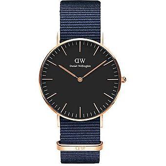 Daniel Wellington Classic 36 Bayswater Watch DW00100281