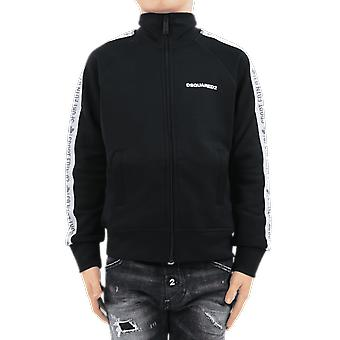 Dsquared2 Sweaters Black DQ0014D003SDQ900 Top
