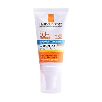 Sunscreen Spf50 + Bb Cream With Anthelios Color 50 ml of cream