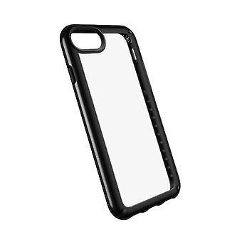 Speck Presidio Show Case for Apple iPhone SE2/8/7/6s - Clear/Black