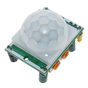 Ajuste infravermelho infravermelho ir piroelétrico, módulo Pir, detector de sensores de movimento