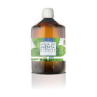 Piperita Mint Water Hydrolate Bio 250 ml of floral water