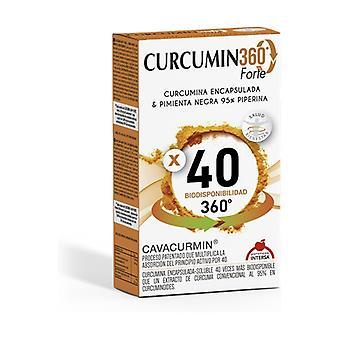 Curcumin 360º Forte 60 capsules