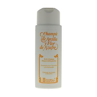 Clay and Sulfur flower shampoo 250 ml