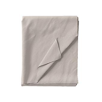 Cotton Grey Duas Folhas, L240xP290 cm
