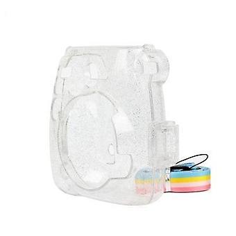 krystall gjennomsiktig beskyttende tilfelle dekke veske skulderstropp