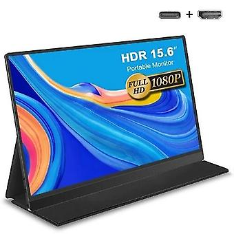 "15.6"" Touchscreen Tragbarer Monitor Ips / Usb Typ C Hdmi Display"