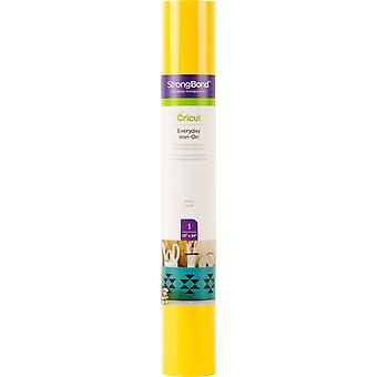 Cricut Everyday Iron-On Yellow