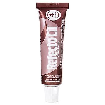 Refectocil Tin Tab Nº4 Chestnut of 15 ml