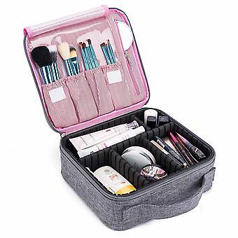 CoolBELL Kosmetiktasche Reise Make-up Box Zug Kasten Kosmetikkoffer kosmetischer Veranstalter Etui