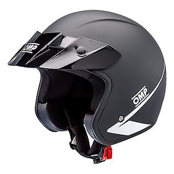 Helm OMP Star Black